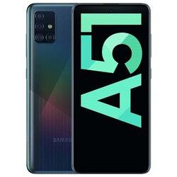 Samsung Galaxy A51 4 ГБ/128 Гб черный (Призма давить черный) Dual SIM A515