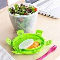 Ev ve Bahçe'ten Öğle Yemeği Kutuları'de Yemek kabı salata 2 L