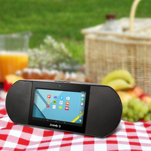 7 inch Android smart internet radio (touch screen, Quad core,1GB DDR3,8GB nand,bluetooh,HDMI,front camera) No Stock Now