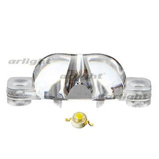 015864 Lens ST130А LENS (130X60°, Emitter) Box-50 Pcs ARLIGHT Leds Modules/Lens/Emitter [DN H1, H4]...
