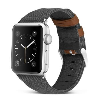 Leather Band for Apple Watch 1