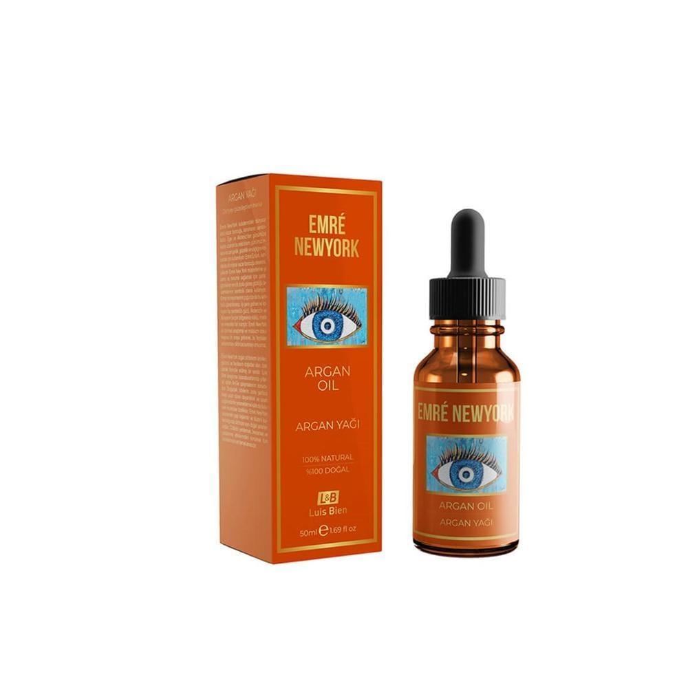 Luis Bien 100% Natural Argan Oil 50 ml for Hair and Skin care Nourish moisturizing Repair Damaged Hair