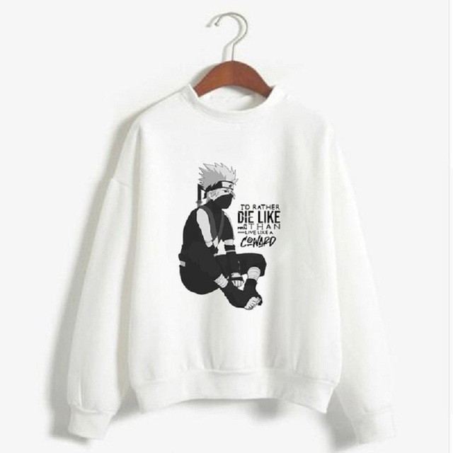KAKASHI THEMED SWEATSHIRT (3 VARIAN)