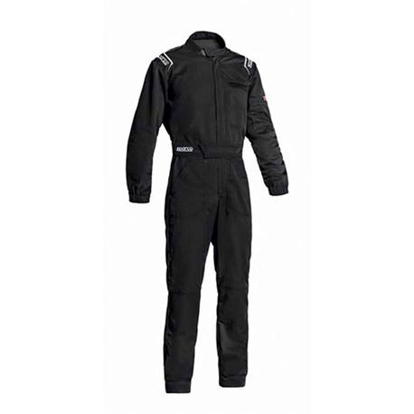 S002015NR1S-Dungarees Ms-3 Black Size S Sparco