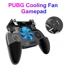 PUBG Mobile Game Controller Gamepad Trigger L1 R1 Shooting G