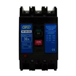 Автоматический выключатель NF 50-CS 3P 30A Энергия