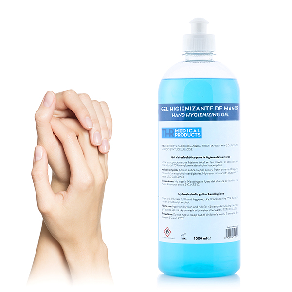 Disinfectant Hand Gel THR 1 L