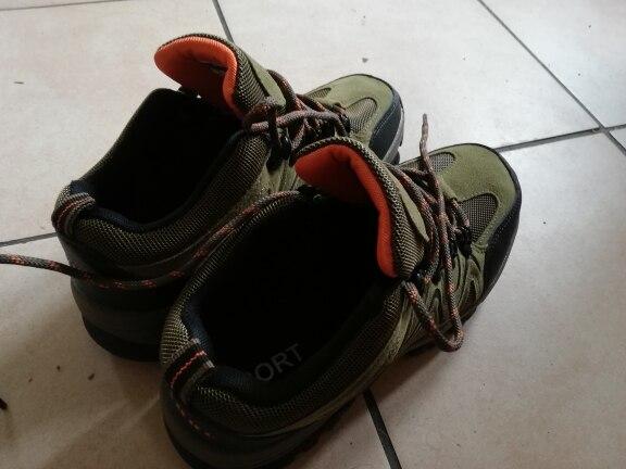 -- Sapatos Trekking Homens