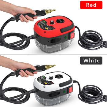 High Temperature Steam Cleaner Small And Portable Remove The Stain Professional Steam Cleaner 2500W Can Add Disinfectant