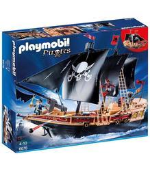 Playmobil 6678 سفينة قرصان لعبة مخزن
