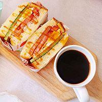 老面 鲜奶吐司|制作成三明治超赞的做法图解8