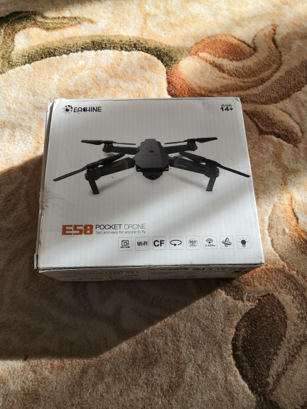 Drone Eachine E58 Com Câmera photo review