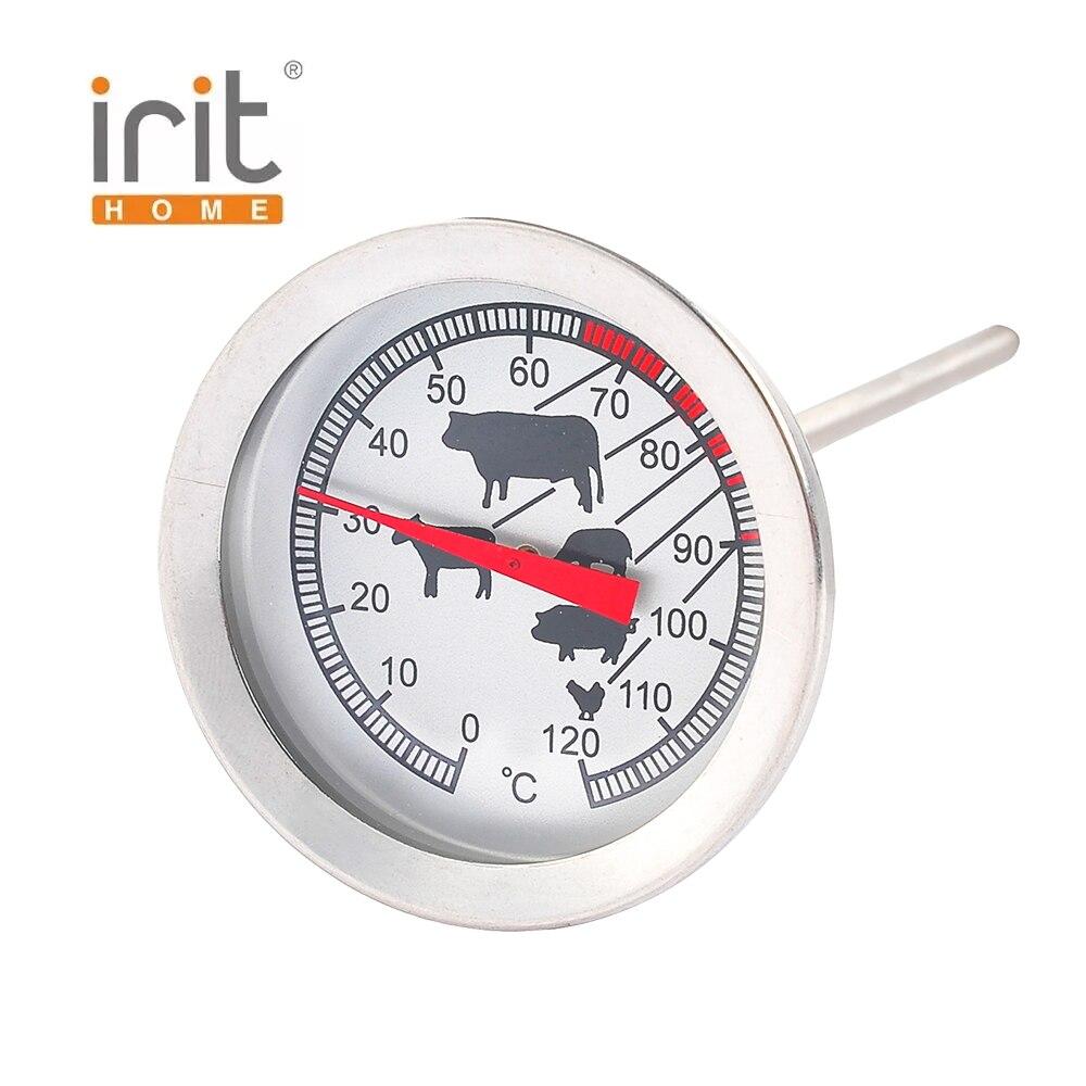 Термощуп Irit IR-9101 temperature meter kitchenware цепочка женская sela цвет серебристый ank 147 478 9101