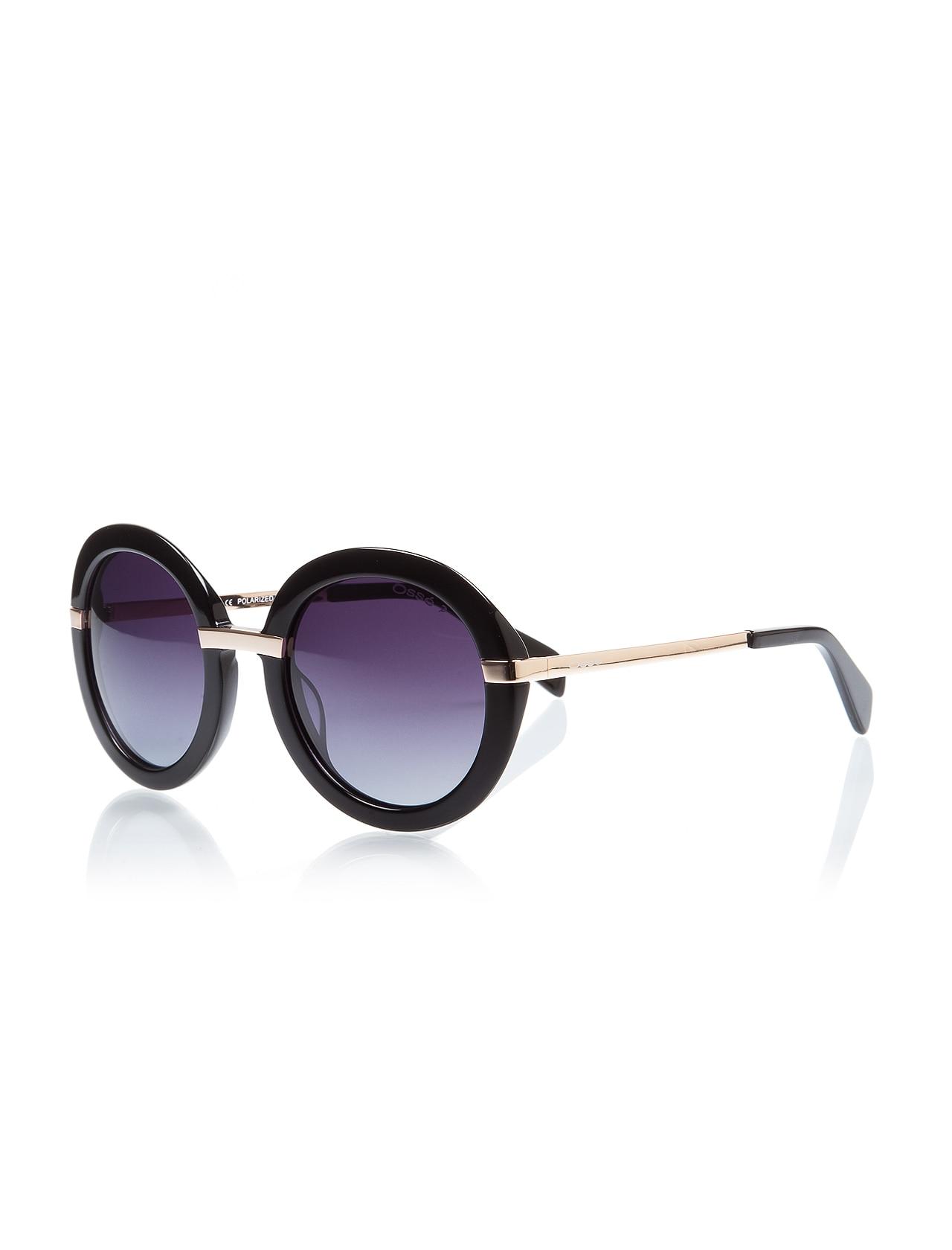 Women's sunglasses os 2273 04 bone black organic round round 51-24-140 osse