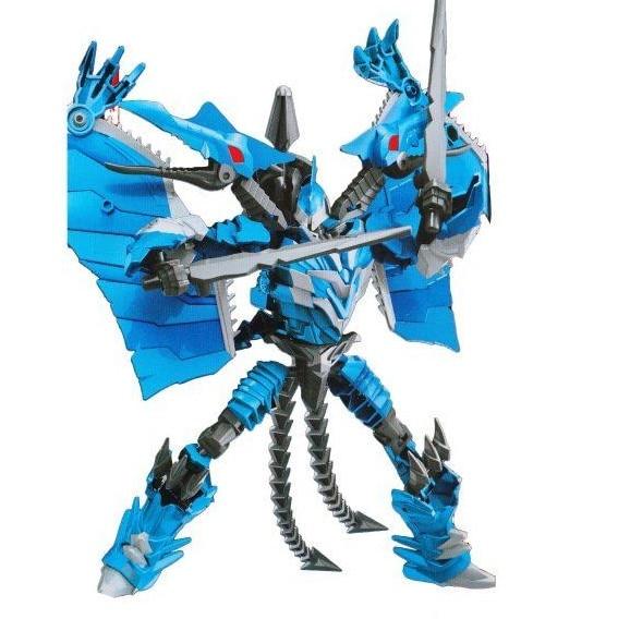 Трансформер Робот дракон