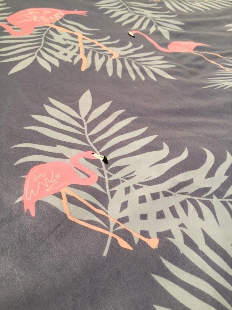Conjuntos de cama textile textile flamingo