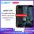 Cubot Quest Lite спортивные прочный телефон IP68 MT6761 5,0