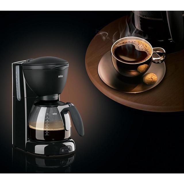 Braun KF560 Cafe House Filter Coffee Machine 2
