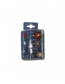 JBM 50431 MINI CASE LAMPS H7 12V