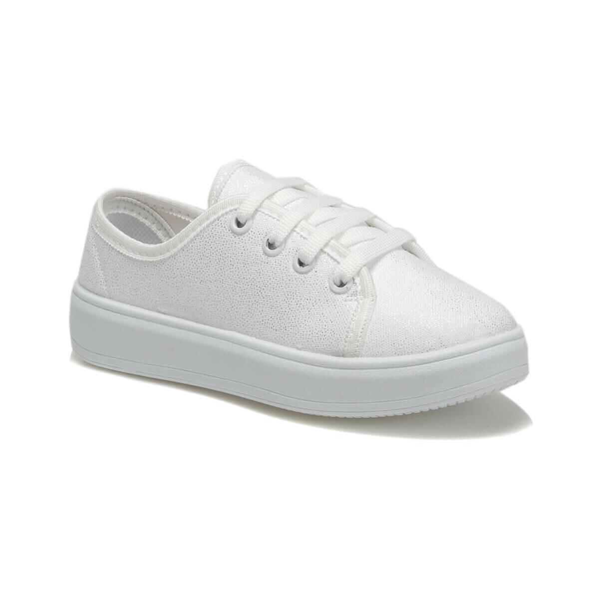 FLO 91. 510205.F White Female Child Shoes Polaris