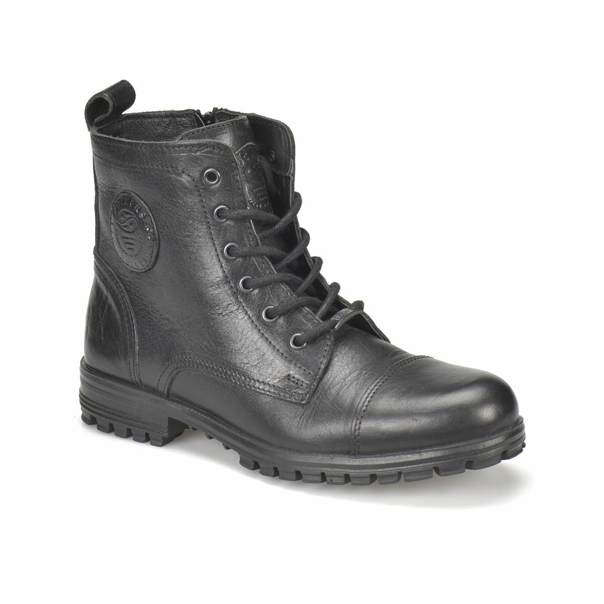FLO 211352 Black Men Boots By Dockers The Gerle