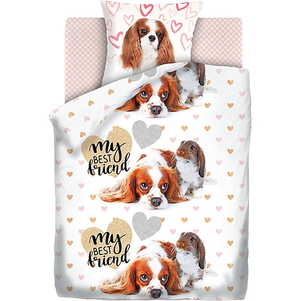 Baby Bedding 1,5 Ch 4 YOU Puppy And Bunny MTpromo