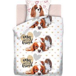Biancheria da letto del bambino 1,5 Ch 4 È Cucciolo e Bunny MTpromo