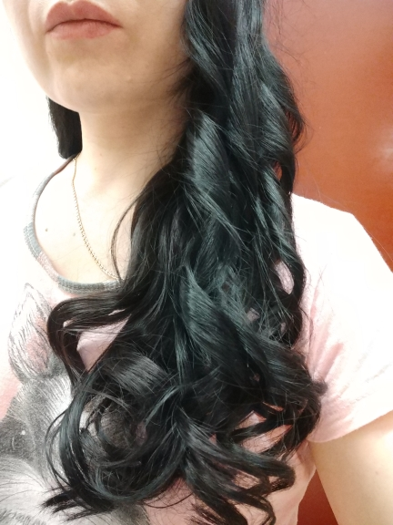 Automatic Curling Iron photo review
