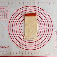 芝士香肠花朵面包的做法图解6