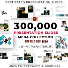 300,000 PowerPoint Slides Mega Collection Ver 2 lifetime inston delivered