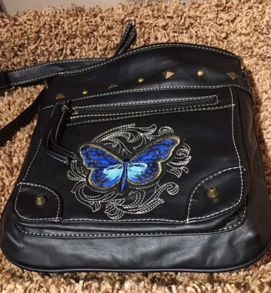 Bolsas de ombro borboleta borboleta Mulheres