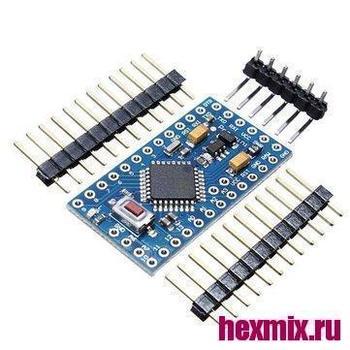 Arduino Pro Mini compatible board 5V/ 16MHz ATmega328