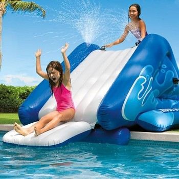 Slide For Pool Intex (333x206x117 Cm)