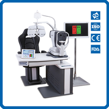 high quality optometry chair table stand Ophthalmic refraction unit for new optical shops equipments TCS-880