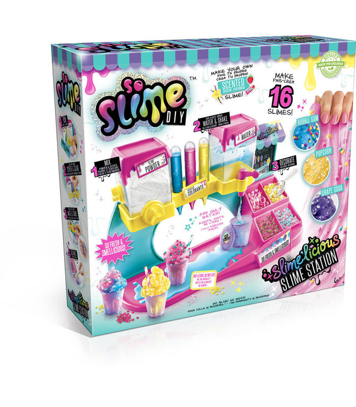 Slimelicious Factory Toy Store