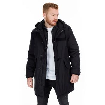 Buratti Slim Fit Hooded Coats MALE COATS 5621104 W0