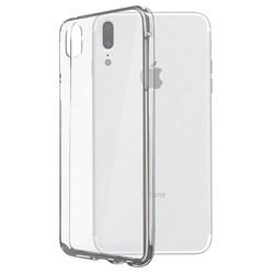 Pokrowiec na telefon Iphone X KSIX Flex przezroczysty