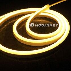 THERMO 120C Термостойкая светодиодная лента для бани и сауны. 5 метров упаковка. Выдерживает высокую температуру