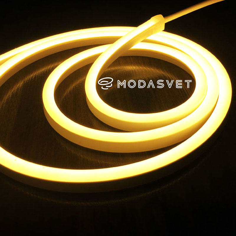 Thermo 120C Heat-resistant LED Strip For Bath And Sauna. 5 Meters Packing. Withstands High Temperature