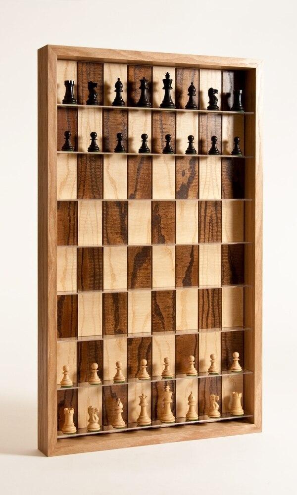 《国际象棋》封面图片