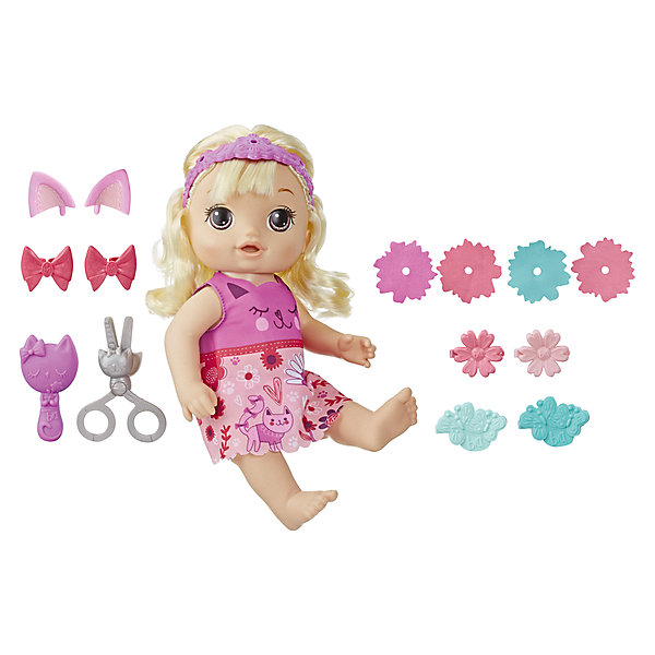 Interactive Doll Baby Alive