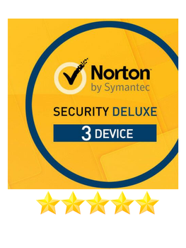 Norton Security Deluxe 2020 3 Devices PC 1 Year  user Internet UK