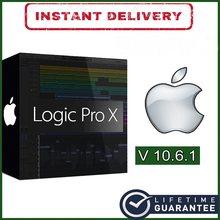 Apple Logic Pro X 10.3.2 многоязычный macOS | Полная версия 2021 Apple | Программное обеспечение Life Time | Многоязычный | MAC |