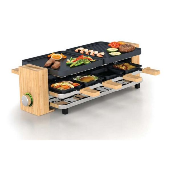 Grill Hotplate Princess 162910 1200W Black Wood