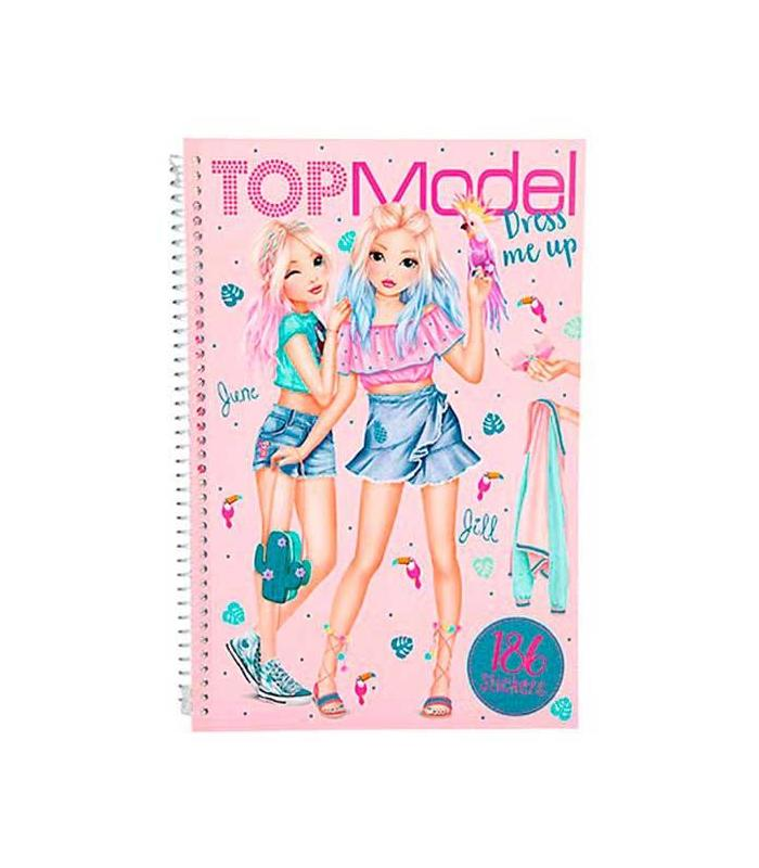 Topmodel Dress Me Up Tropical Toy Store Articles Created Handbook
