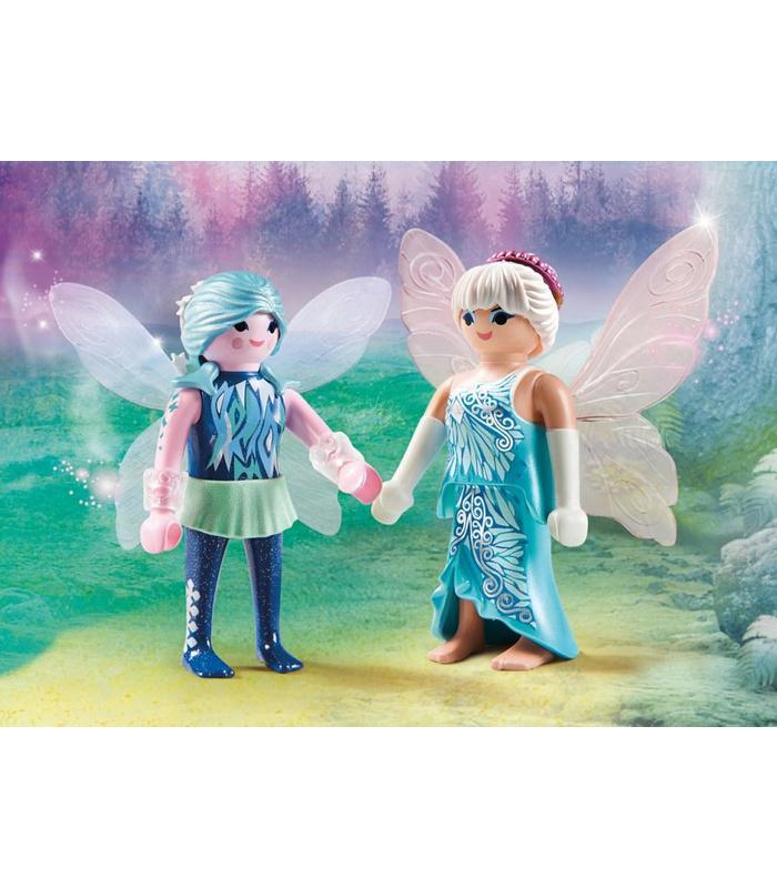 9447 Fairy Playmobil Winter Toy Store Articles Created Handbook