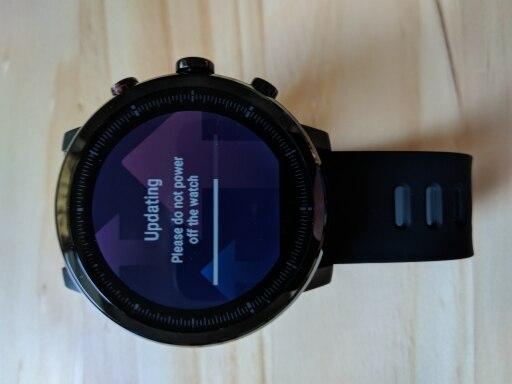 Relógios inteligentes amazônia stratos smartver