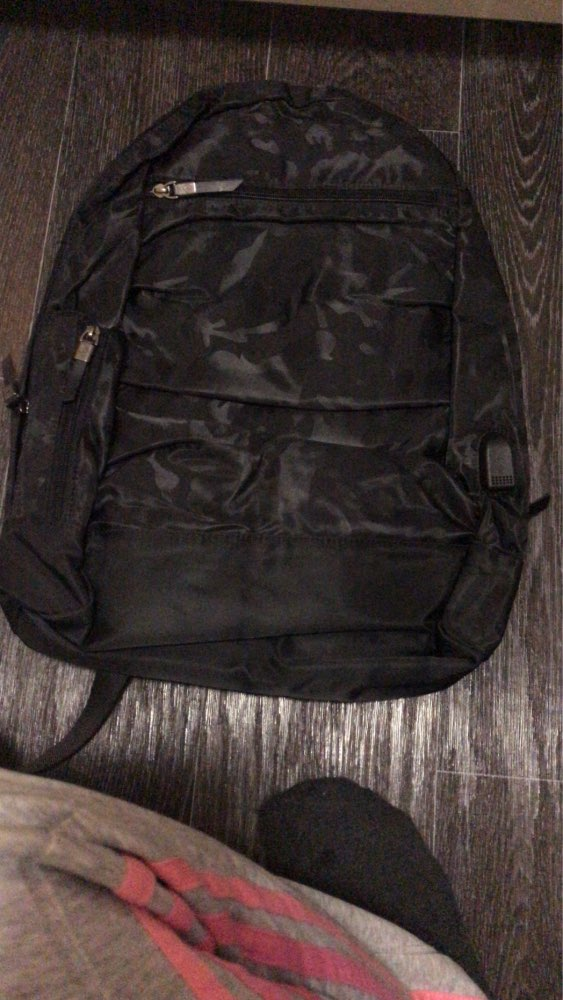 Usb Ladekabel Men Mochila Camouflage Black Large Capacity Bag Masccline 15.6 Zoll Laptop Bags 17.3Inch Game Bookbag photo review