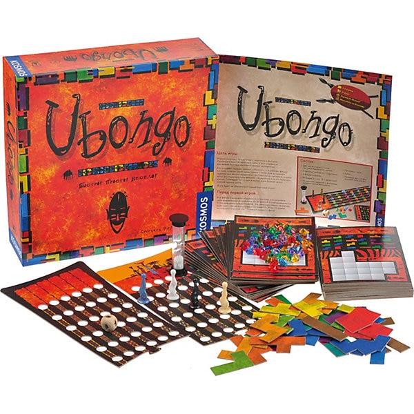 Board Game Magellan Ubongo: 3rd Edition