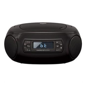 Radio CD Bluetooth MP3 Energy Sistem Boombox 3 2W Black